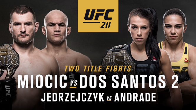 UFC 211: Free Prediction