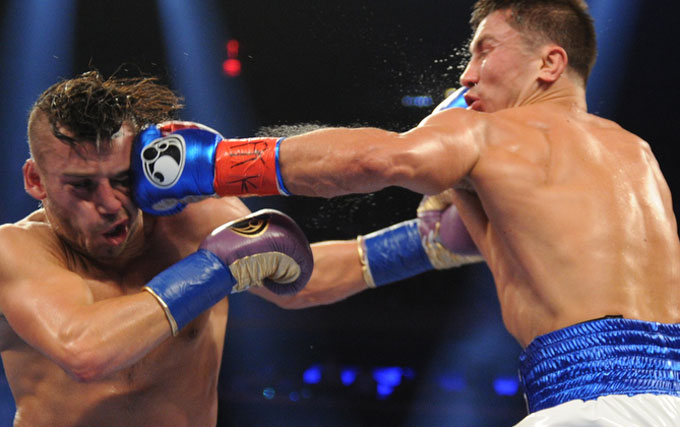 Cashing in : a look back at recent boxing fights and odds