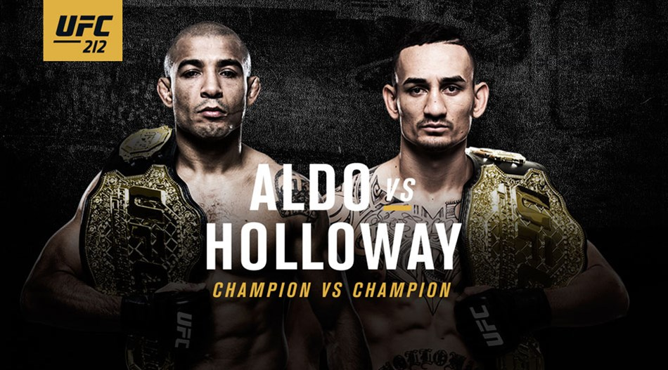 UFC 212: Free Prediction