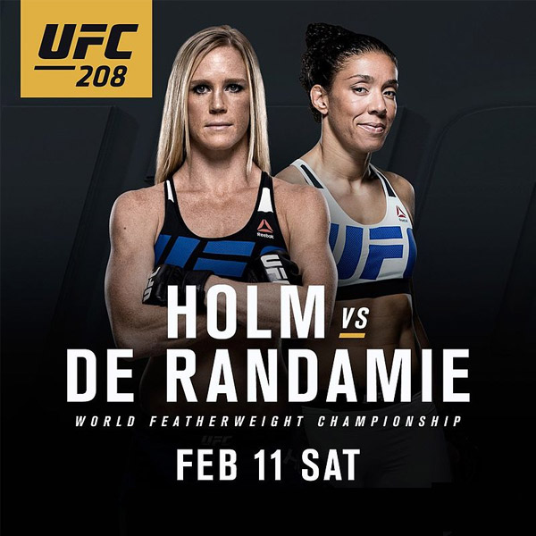 UFC 208: Free Prediction
