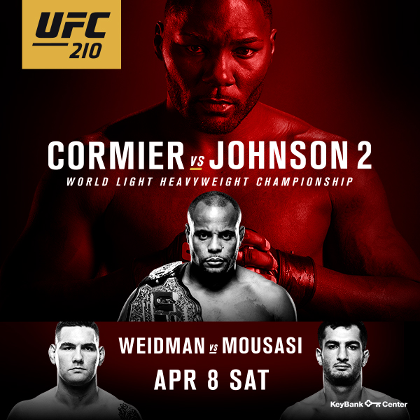 UFC 210: Free Prediction