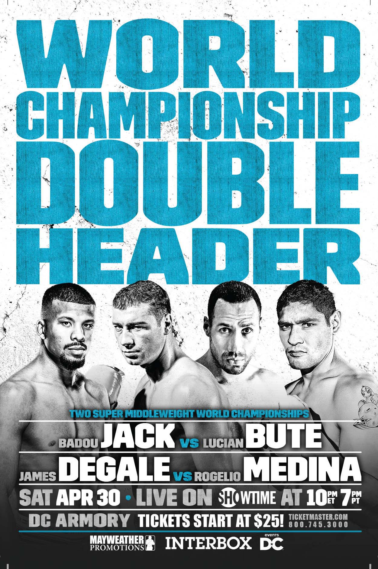 Badou Jack vs Lucien Bute Analysis
