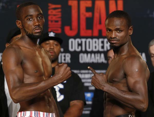 "Against all odds: Dierry Jean goes ""All In"" vs Terrence Crawford"