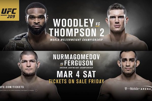 UFC 209: Free Prediction
