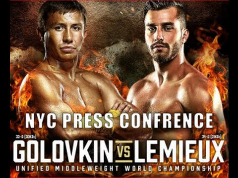 Against all odds: Golovkin vs. Lemieux