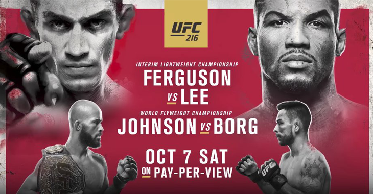 UFC 216: Free Prediction