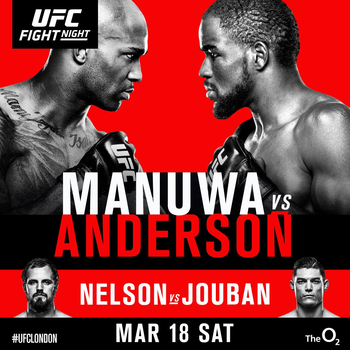 UFC Fight Night 107: Free Prediction