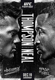 UFC Fight Night: Thompson vs. Neal